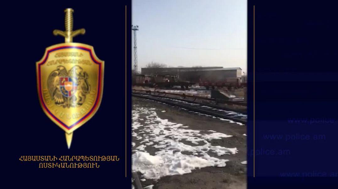 Ոստիկանները բացահայտել են Մետրոպոլիտենի նախկին տնօրենի ապօրինությունները.mp4