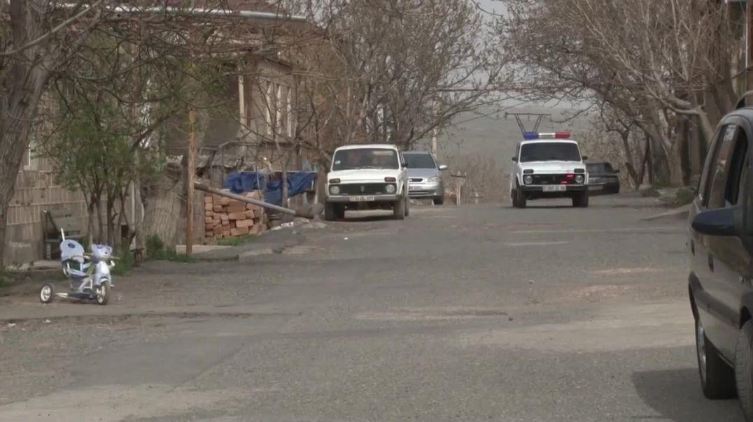 Աշտարակի ոստիկանները բերման են ենթարկել Օշական գյուղի  բնակիչ «օրենքով գողի».mp4
