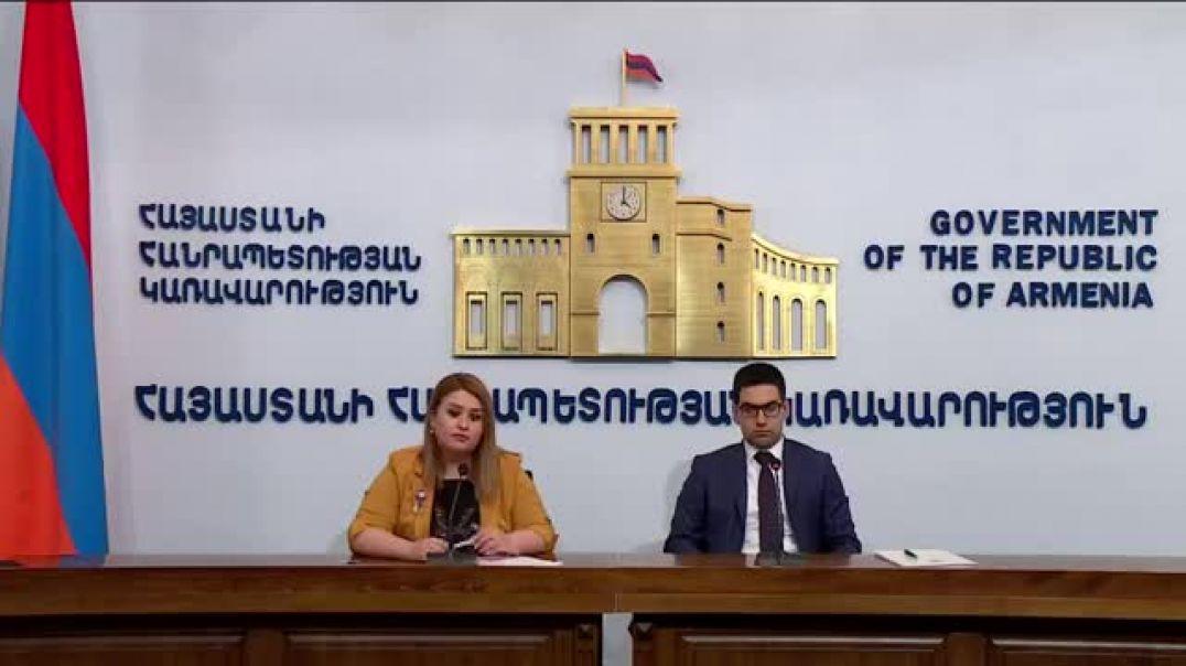 Նախարար Բադասյանի ասուլիսը