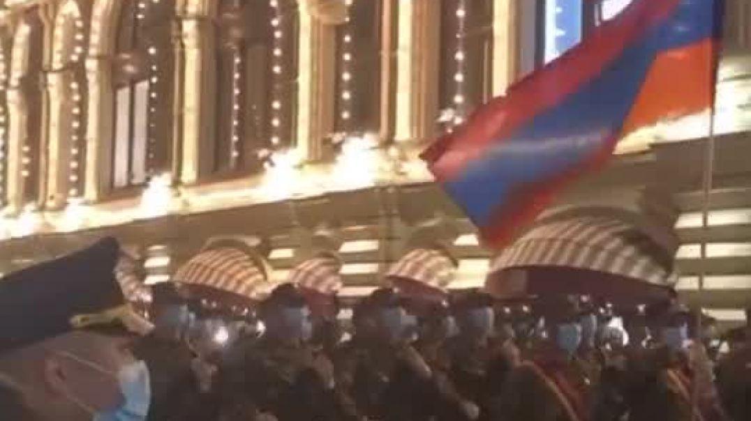 «Հաղթանակի շքերթին հաշված օրեր են մնացել». ՀԱՅ ԶԻՆԾԱՌԱՅՈՂՆԵՐԸ` Մոսկվայում