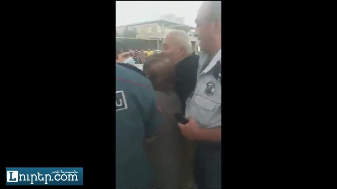 Ստեփանավանում ծեծկռտուք է քաղաքացիների և ոստիկանների միջև` դիմակ չդնելու համար