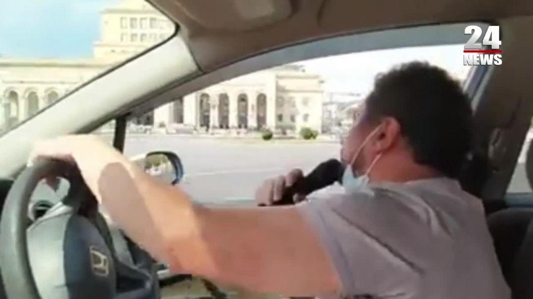 Նիկոլ Փաշինյա՛ն, ուշադրություն դարձրեք ՀՀ քաղաքացիների կարիքներին․ մեքենաներով բողոքի ակցիա
