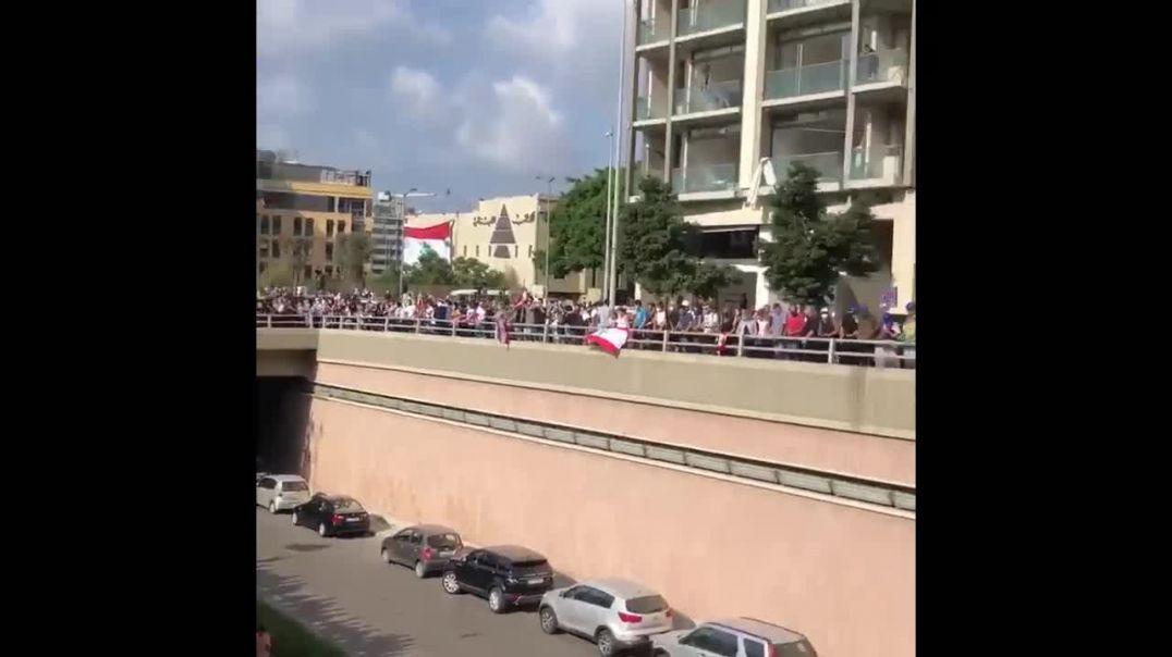 Բեյրութում հզոր պայթյունից հետո պատրաստվում խոշոր ցույցեր են