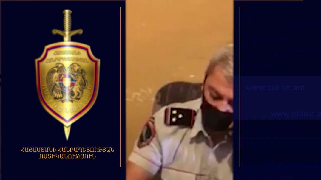 Մեքենան փախցրած անձը հայտնաբերվեց Գյումրիում