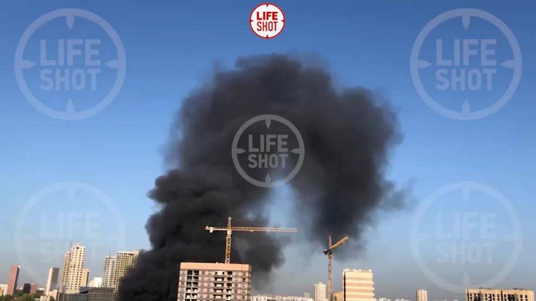 Մոսկվայում պայթյուն է տեղի ունեցել