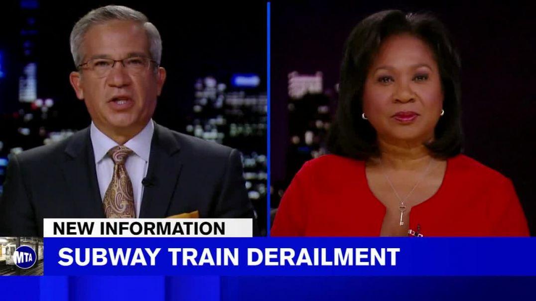 Նյու Յորքում մետրոյի գնացքը դուրս է եկել ռելսերից. 135 մարդ տարհանվել է