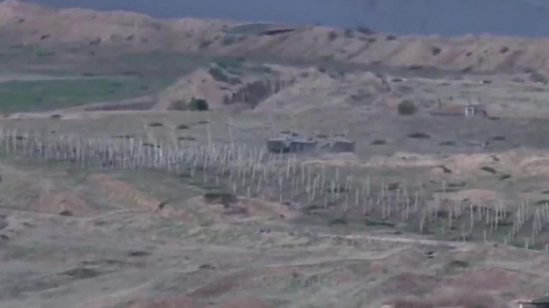 Հայկական զինուժը շարունակում է խոցել ադրբեջանական զինտեխնիկան