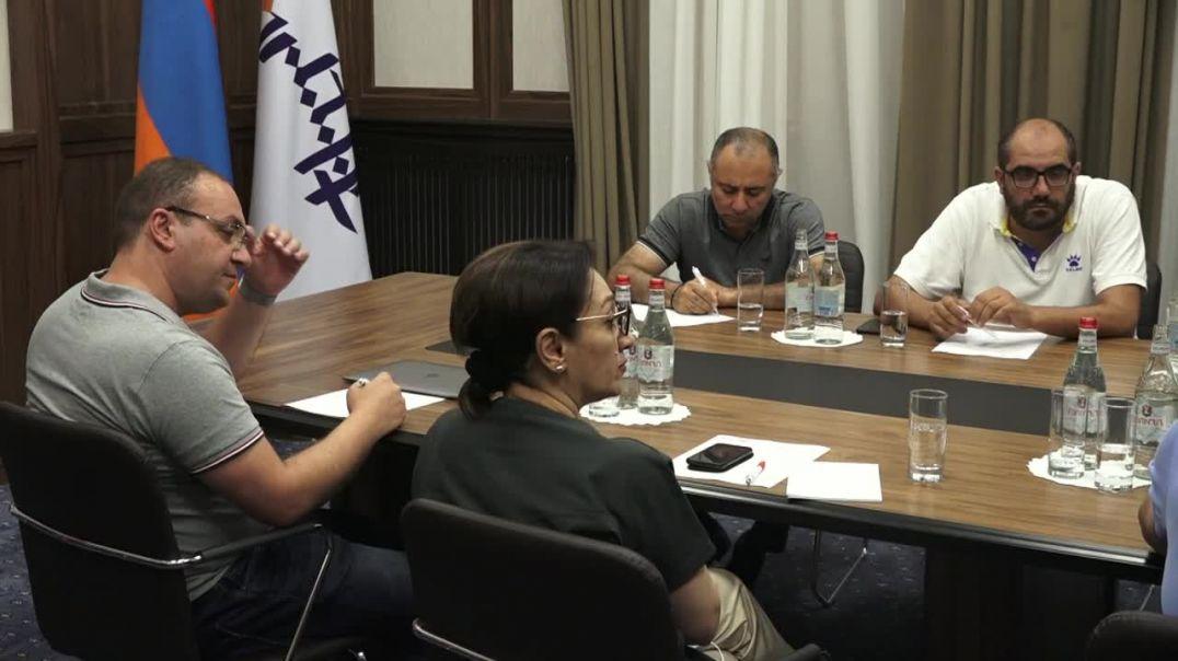 Տեղի ունեցավ «Հայրենիք»-ի, «Բարգավաճ Հայաստան»-ի և ՀՅԴ-ի հերթական աշխատանքային հանդիպումը