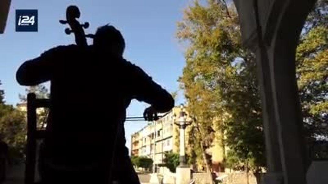Սեւակ Ավանեսյանը, նվագել է Շուշիի Վերին մզկիթում