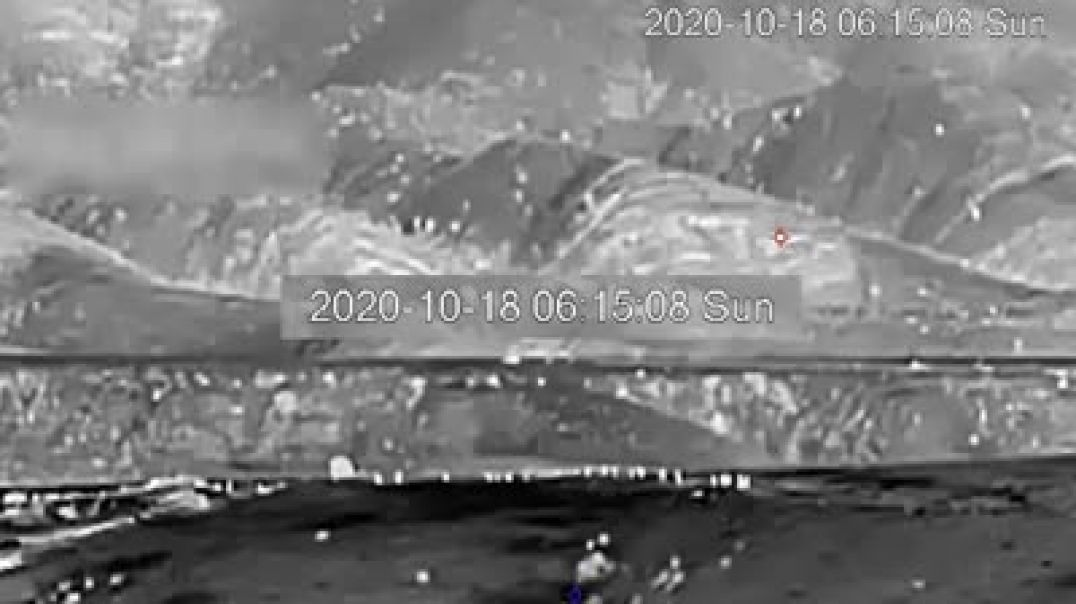 ՊԲ տեսադիտարկման սարքերն արձանագրել են թշնամու զինադադարի խախտման գործողությունները