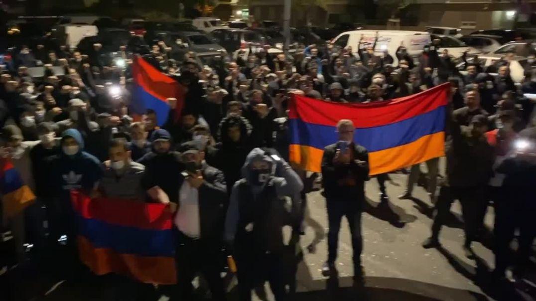 Ֆրանսիայի հայերի պատասխանը տեղի թուրքերին