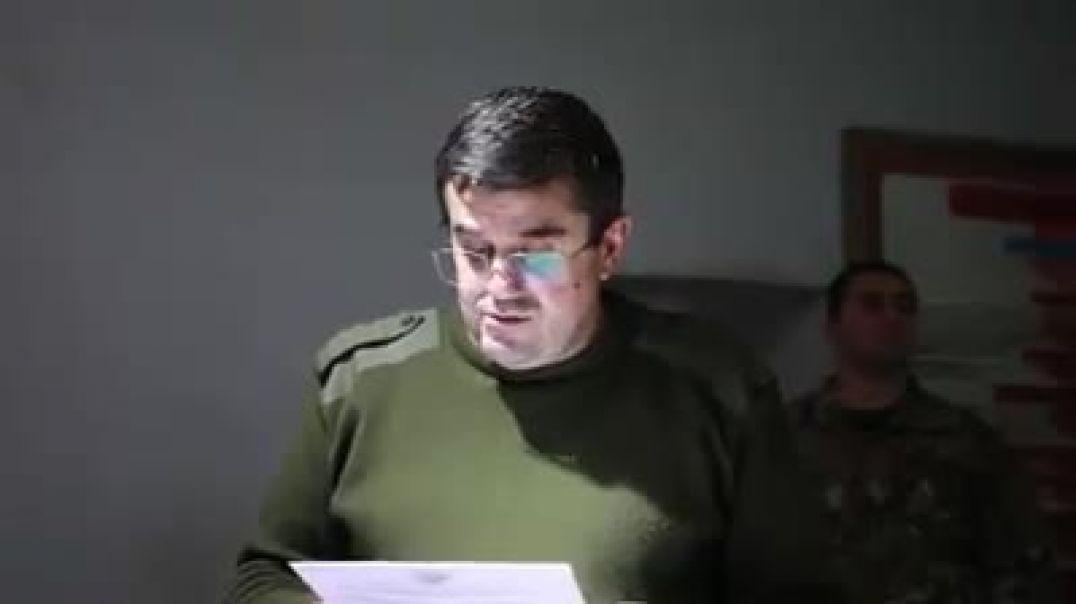 Արցախի Պաշտպանության նախարար Ջալալ Հարությունյանն ազատվել է պաշտոնից