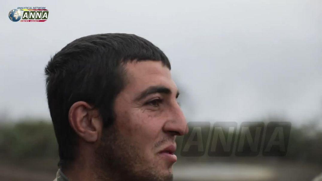 Эксклюзив! Бои за Шуши __ Эхо Карабаха
