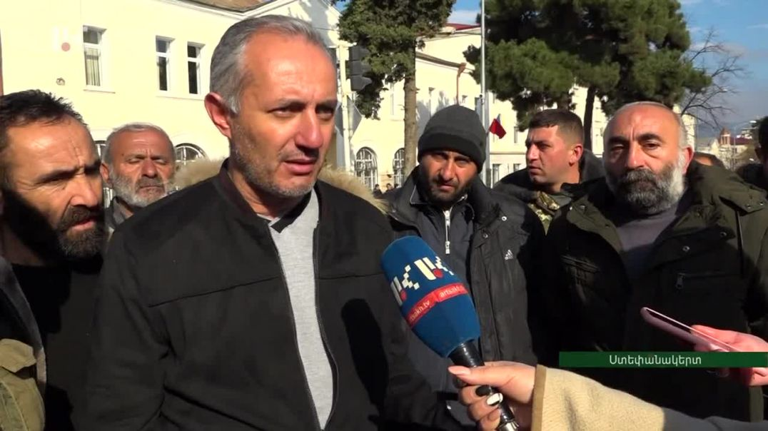 ՏԵՍԱՆՅՈՒԹ. Անհետ կորածների ծնողներն ու հարազատները փողոց էին փակել Ստեփանակերտում. պահանջում էին լու