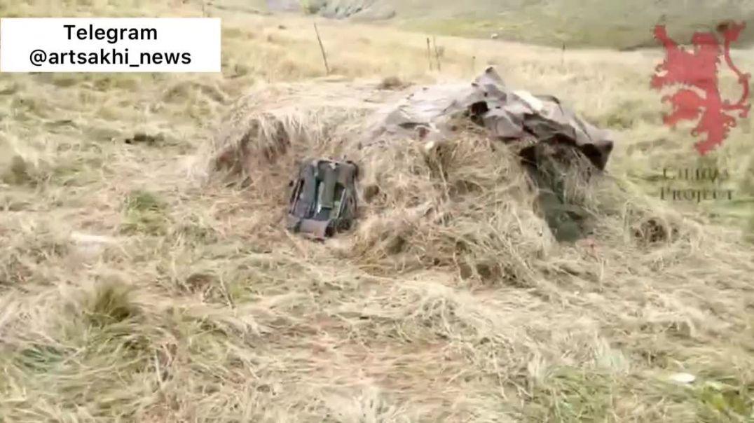 Օմարի լեռնաշղթայից հայ զինվորները տեսանյութ են հրապարակել