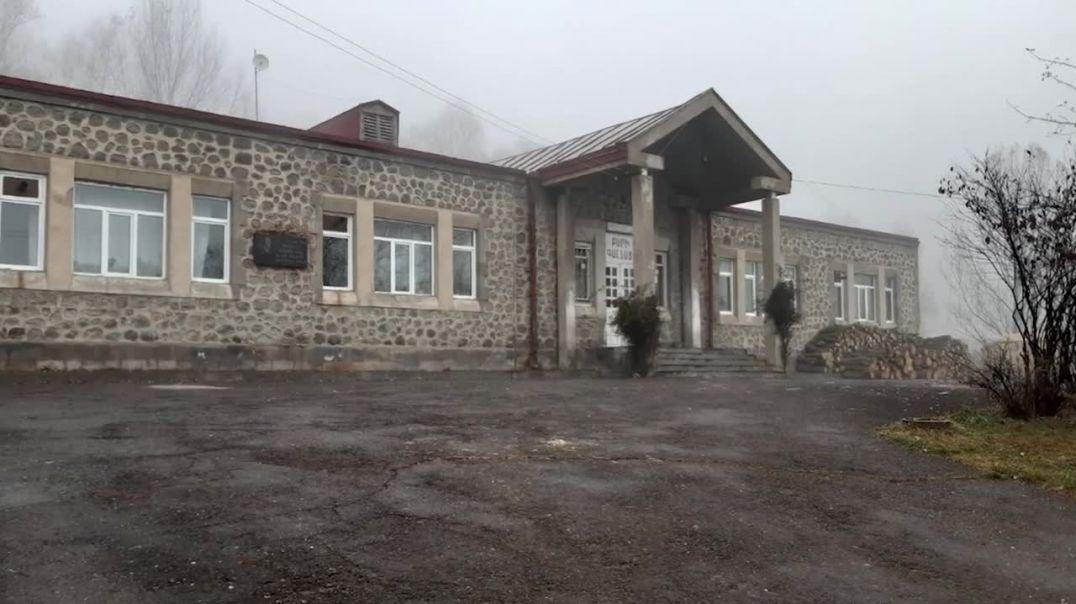 Գողություն Ակներ գյուղի դպրոցից․ Գորիսի ոստիկանները բացահայտել են հանցագործությունը