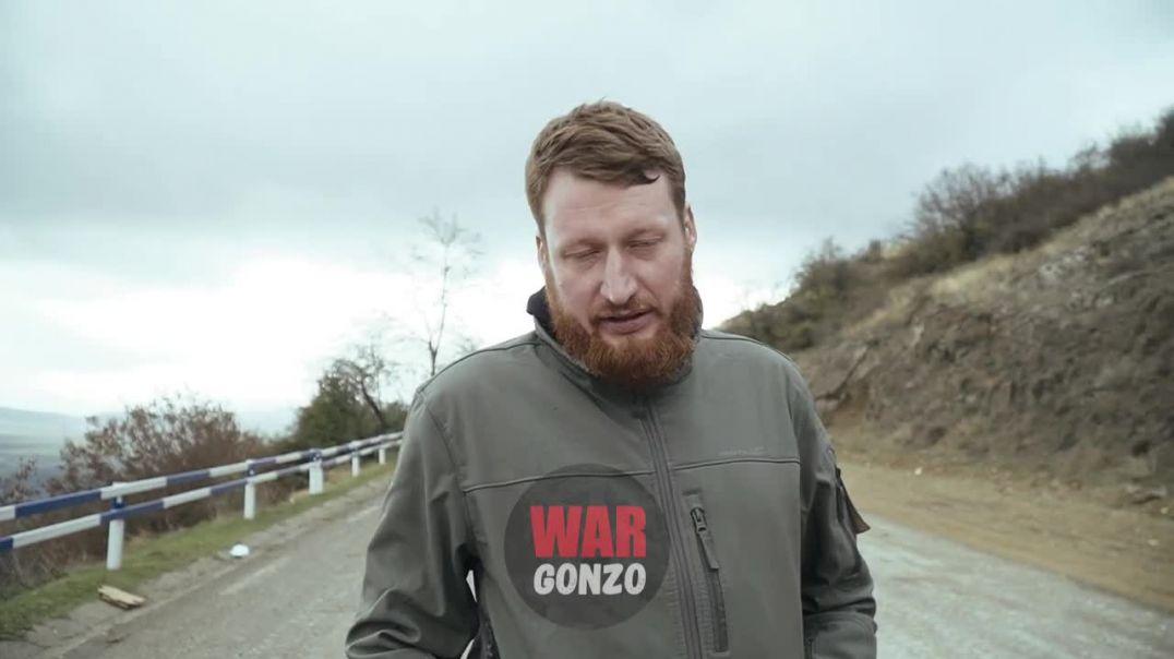 WarGonzo նախագծի թիմը հատուկ տեսանյութը է ներկայացնում Շուշիի մերձակայքից