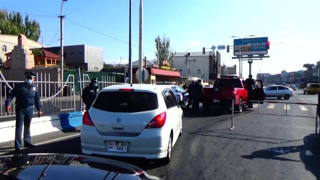 Արցախից մեքենա էին գողացել ու տեղափոխել Հայաստան․ Վայքի ոստիկանների բացահայտումը