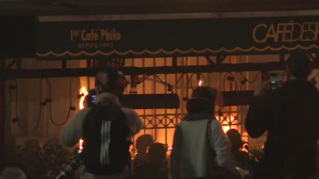 ՏԵՍԱՆՅՈՒԹ. Ֆրանսիան կրակի մեջ. բողոքի ցույցերին մասնակցել է ավելի քան 130 հազար մարդ