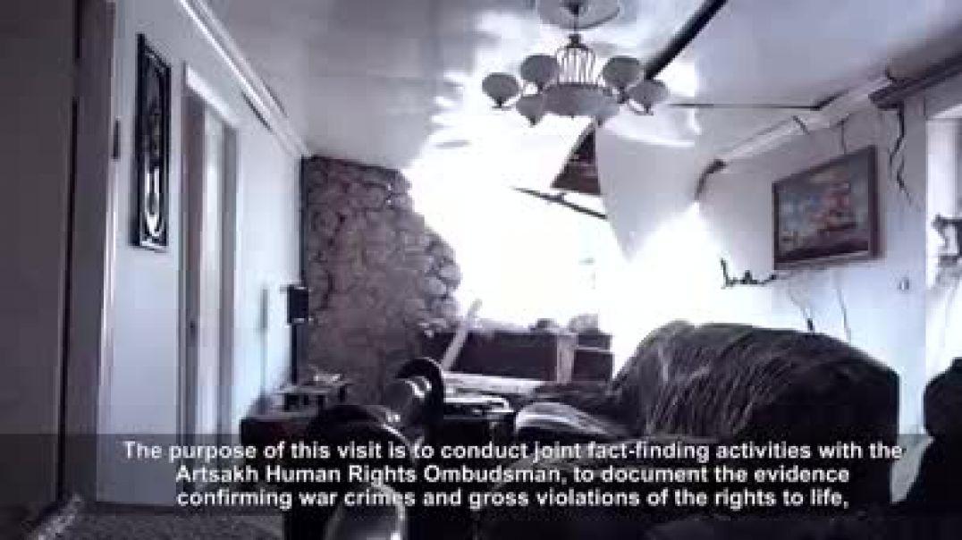 ՀՀ և Արցախի ՄԻՊ-երը փաստահավաք աշխատանքներ են իրականացրել Արցախում