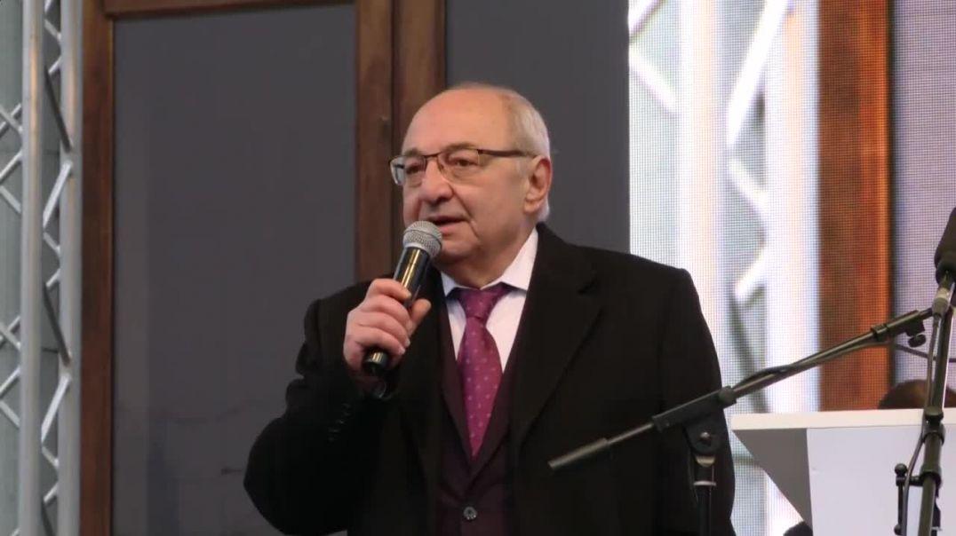Վազգեն Մանուկյանը ներկայացրեց ՀՀ-ում և Արցախում իրավիճակը կարգավորելու անհրաժեշտ քայլերը