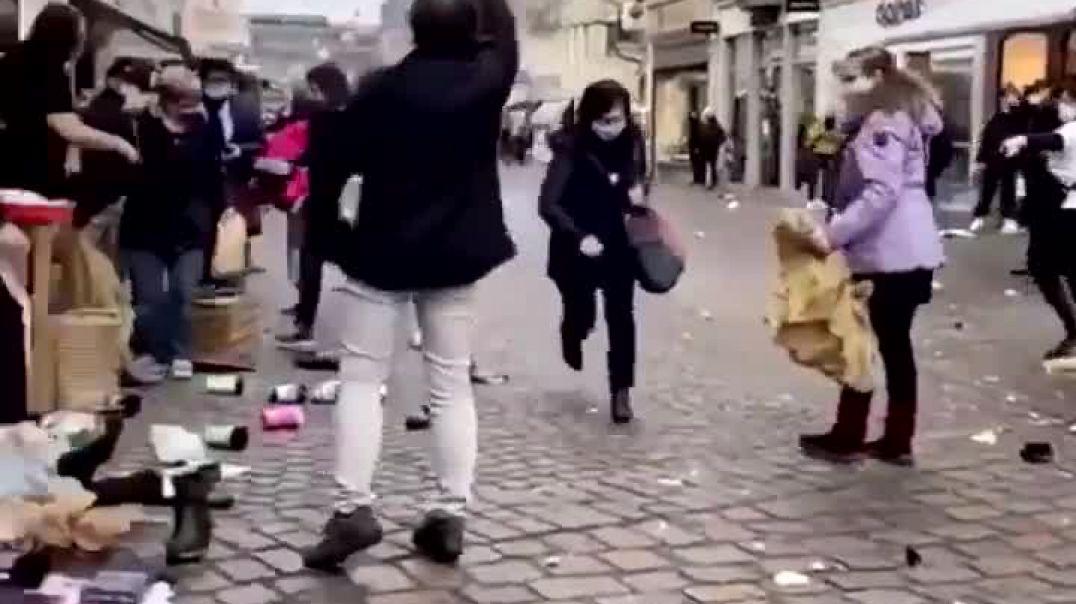 Գերմանիայի Տրիեր քաղաքում մեքենան դուրս է եկել երթեւեկելի հատվածից ու վրաերթի ենթարկել հետիոտների