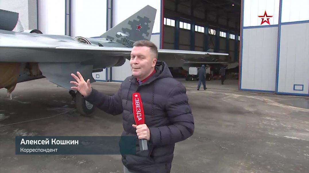 ՏԵՍԱՆՅՈՒԹ. Ռուսաստանը համալրվեց` նոր, հինգերորդ սերնդի ՍՈՒ-57 կործանիչով