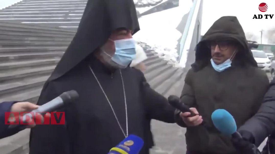 Նավասարդ Կճոյանը՝ Նիկոլ Փաշինյանի հրաժարականի մասին