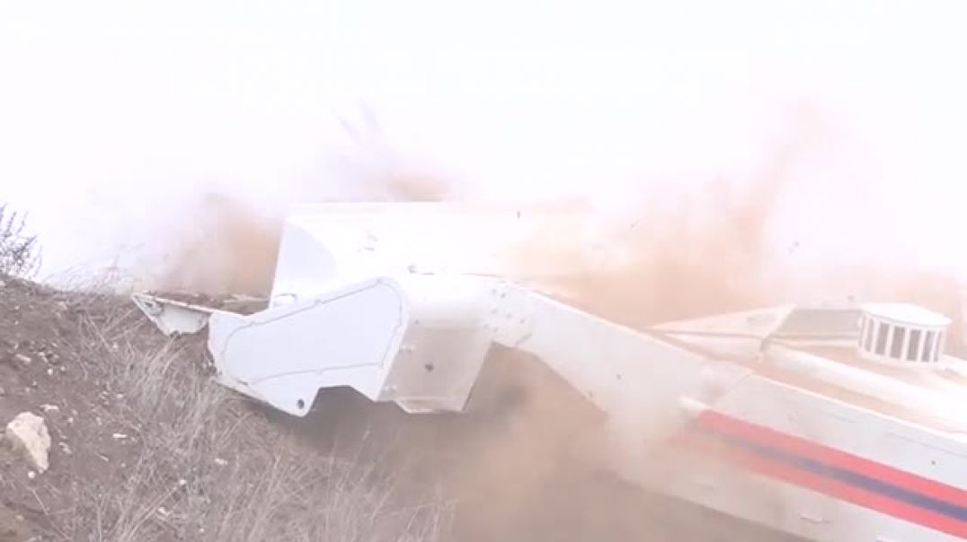 ՌԴ ԱԻՆ սակրավորները մոտ 15,5 հազար պայթուցիկ իր են վնասազերծել Լեռնային Ղարաբաղում