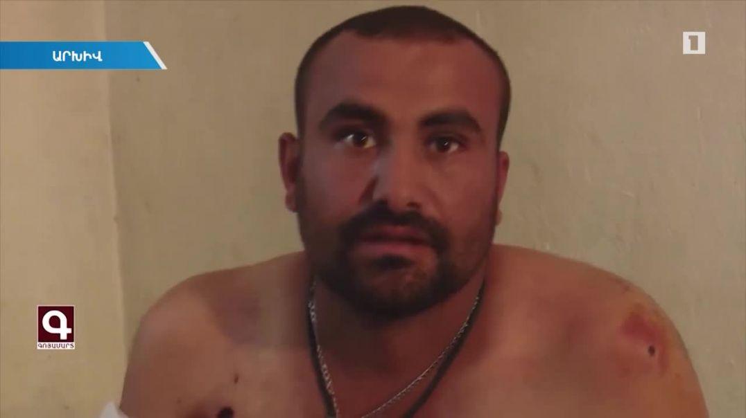 Սիրիացի վարձկանները կալանավորված են և գտնվում են Հայաստանում