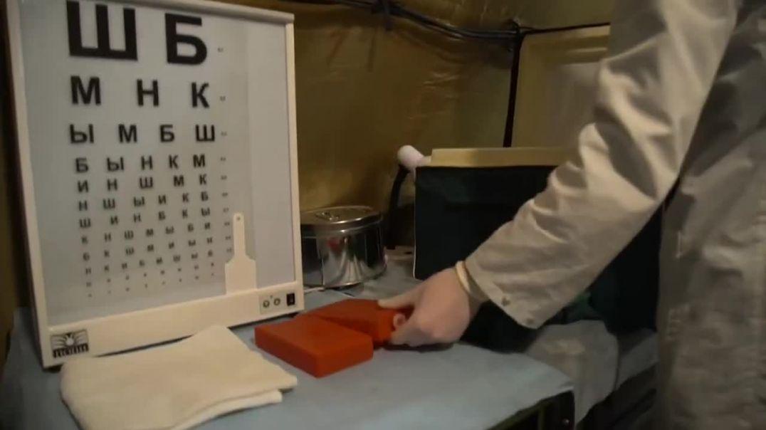 Արցախում ավարտվել է ռուս խաղաղապահների՝ կորոնավիրուսի դեմ պատվաստումը