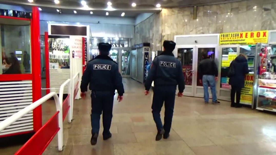 Մետրոպոլիտենի պահպանության բաժնի ոստիկաններն ապօրինի թմրաշրջանառության դեպք են բացահայտել