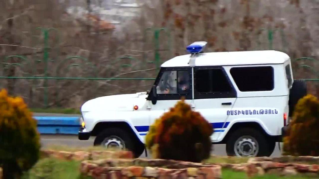 Նոր Նորքի բաժին բերման ենթարկվածի մեքենայում Արցախից բերված ապօրինի ինքնաձիգ է հայտնաբերվել