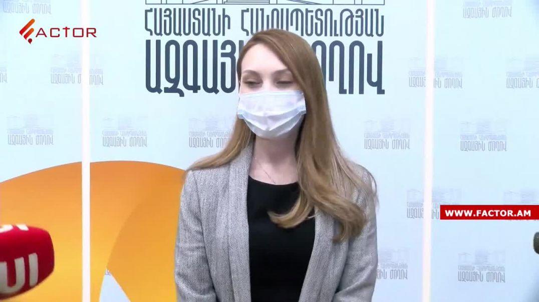 Մակունցն արձագանքում է Սերժ Սարգսյանի մեղադրանքներին