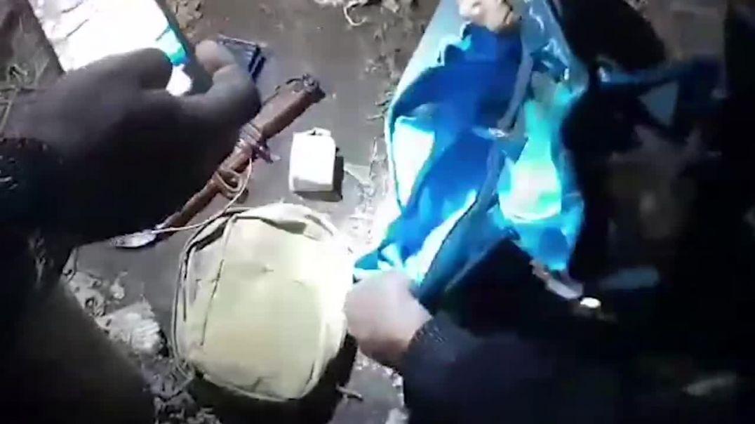 Եղեգնաձորի ոստիկանները Եղեգիս գյուղում ապօրինի զենք-զինամթերք են հայտնաբերել