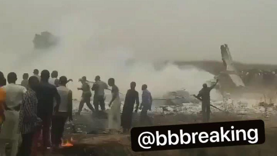 Նիգերիայում ռազմական ինքնաթիռ է կործանվել