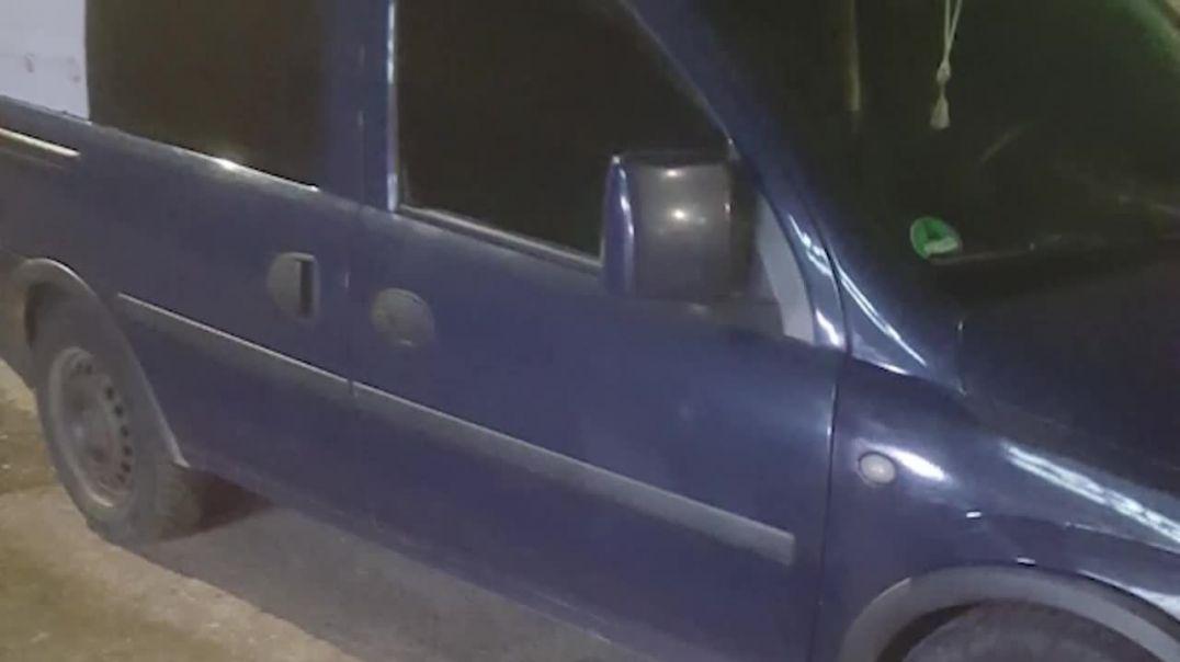 Գորիսի ոստիկանները Արցախից բերված «Կալաշնիկովի» ինքնաձիգներ են հայտնաբերել