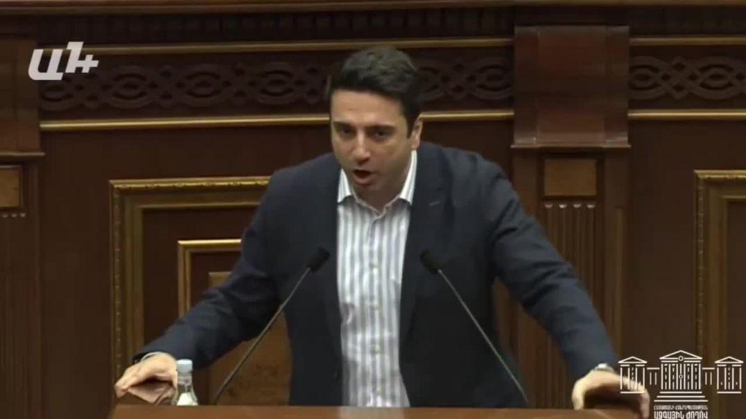 ՏԵՍԱՆՅՈՒԹ. «Հայաստանում չկա ու չի կարող լինել իշխանություն, որը լրագրող է ծեծում». Ալեն Սիմոնյան