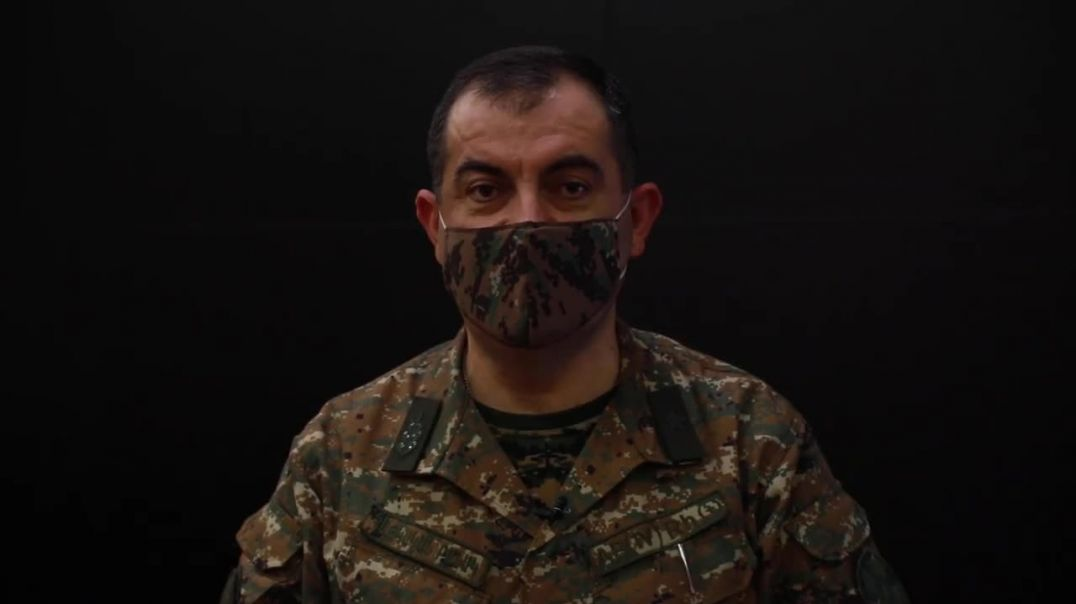 ՏԵՍԱՆՅՈՒԹ. Գեներալ-մայոր Էդվարդ Ասրյանի տեսաուղերձը` այսօր մեկնարկած ՀՀ ԶՈւ զորավարժությունների վերա