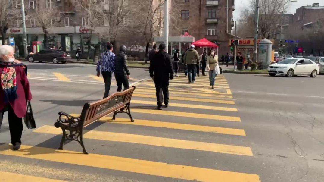 ՏԵՍԱՆՅՈՒԹ. Քաղաքացիները արգելափակում են մայրաքաղաքի տարբեր փողոցներ
