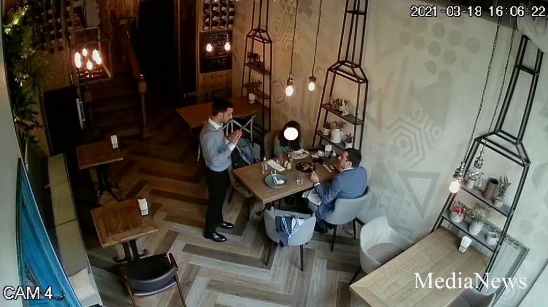 Ինչպես է սկսվել բախումը լրագրողի և նախարարի միջև․ նոր տեսանյութ