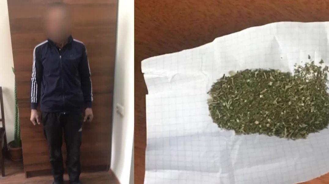 Մասիսի ոստիկանները ապօրինի թմրաշրջանառության դեպք են բացահայտել