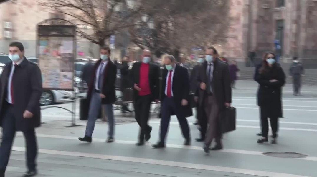 Հարգանքի տուրք՝ սպարապետ Վազգեն Սարգսյանի հիշատակին. Փաշինյան