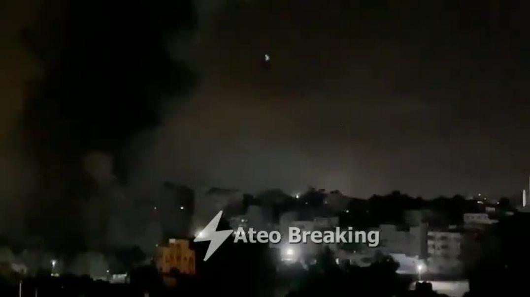 Իսրայելն ինտենսիվորեն ռմբակոծել է Գազայի հատվածը