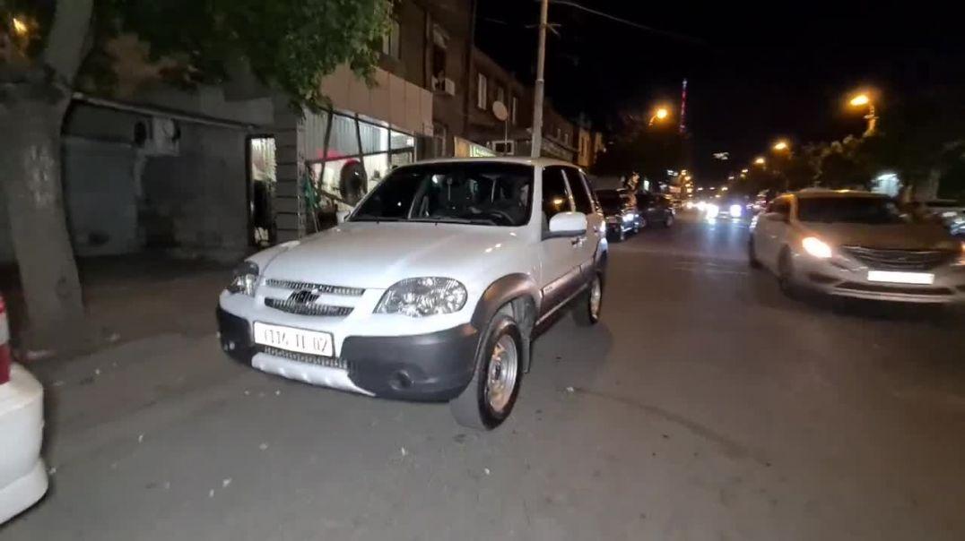 Կրակոցներ Երևանում
