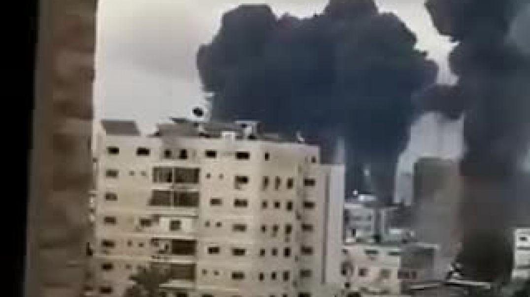 ՏԵՍԱՆՅՈՒԹ. Վաղ առավոտից իսրայելական օդուժը շարունակում է ռմբակոծել Գազայի հատվածը