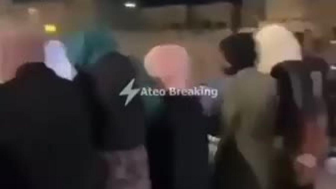 Պաղեստինի բնակիչները որոշել են աղոթել հենց գնդակոծության ժամանակ: