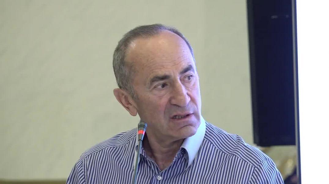 Հայ լինելու հանգամանքը բավարար է ՀՀ քաղաքացիություն ստանալու համար. Քոչարյան
