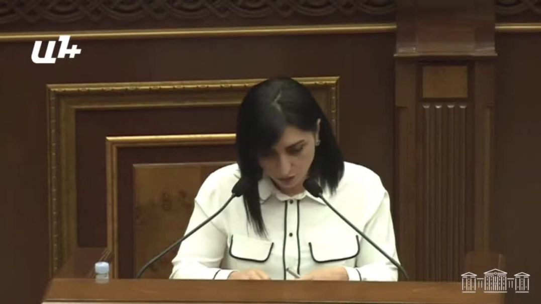 Տիկին Նազարյան, Ձեր լկտի վարքագծի համար պահանջում եմ  ներողություն խնդրեք․ Թագուհի Թովմասյան