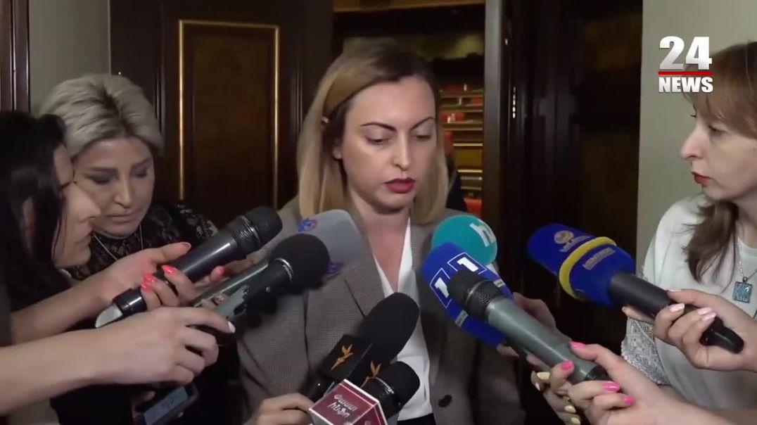 Լենա Նազարյանն «իդիոտկա» ասելու համար չի պատրաստվում Թագուհի Թովմասյանից ներողություն խնդրել